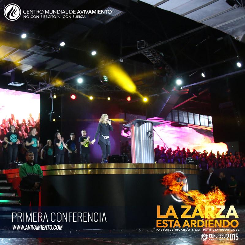 Congreso Mundial de Avivamiento 2015